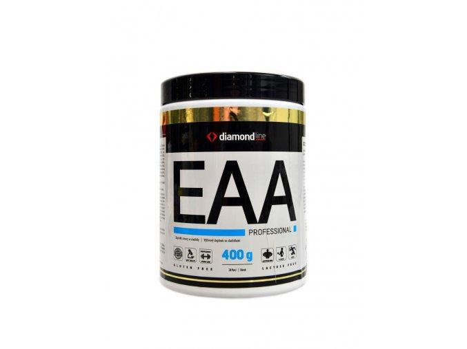 Diamond line EAA powder 400g - pomeranč