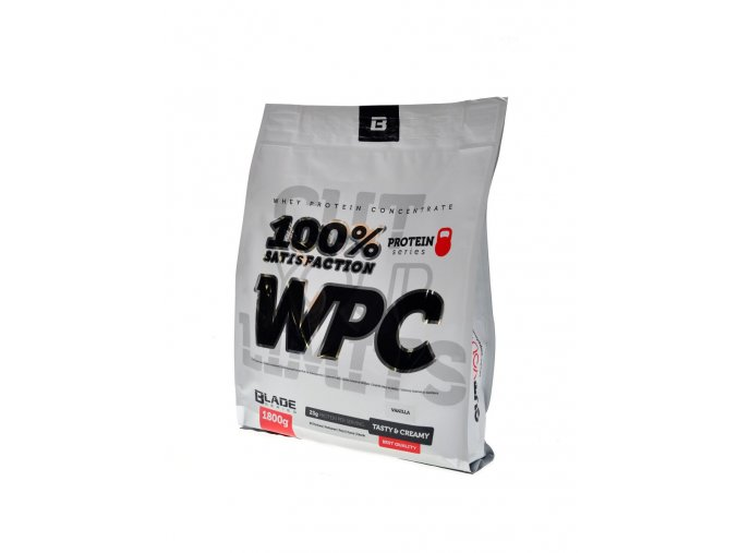 BS Blade 100% WPC protein 1800 g  EXPIRACE 11/2021