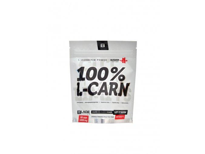 BS Blade 100% L-Carn 60 kapslí  EXPIRACE 12/2021
