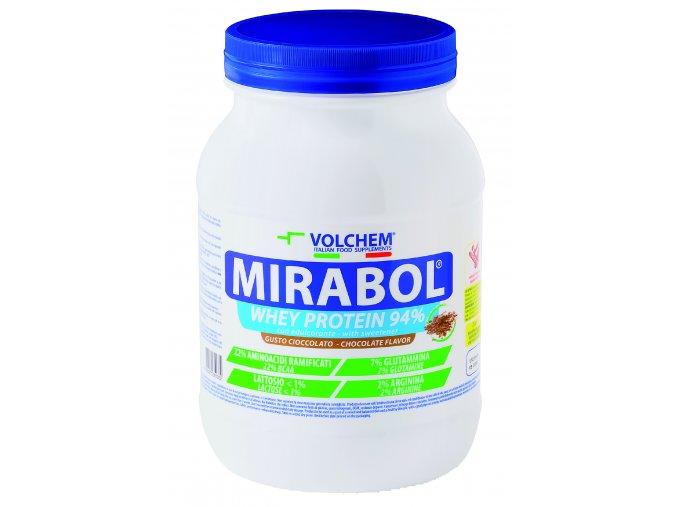 Mirabol Whey Protein 94 chocolate 750g