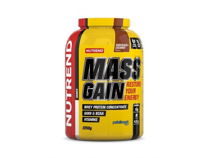 mass gain choco coco 2250g 2020