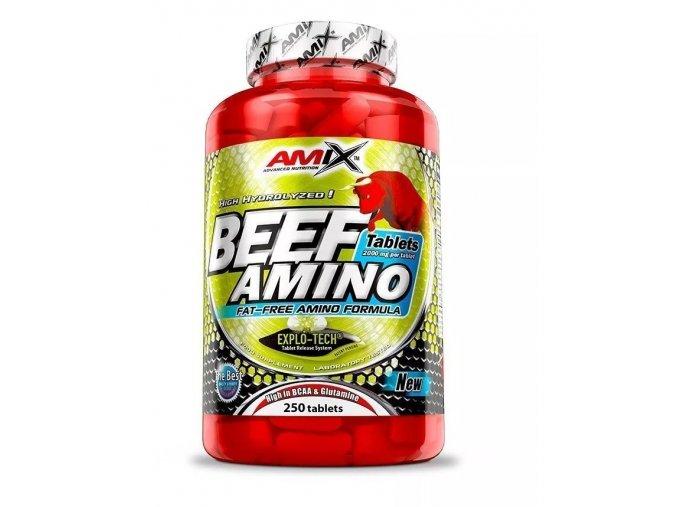Amix Beef Amino - 250 tablet