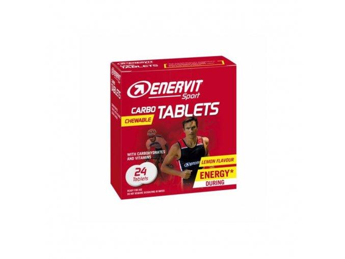 Enervit Carbo Tablets krabička