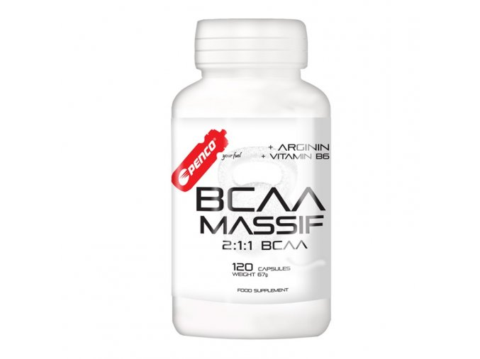 PENCO Aminokyseliny BCAA 8000 INSTANT Třešeň, 450 g