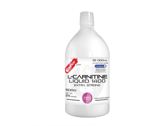 PENCO Spalovač tuků L- KARNITIN LIQUID Lesní plody, 500 ml