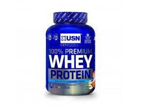 USN 100% Whey Protein Premium 908g čokol&aacut