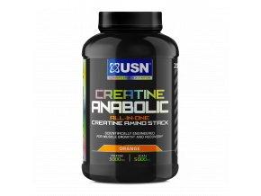USN Creatine Anabolic 900g pom