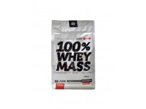 BS Blade 100% Whey Mass gainer 1500g