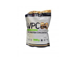 Diamond line WPC 80 protein 2000 g  EXPIRACE 11/2021