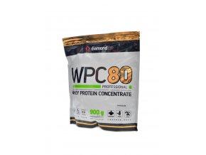 Diamond line WPC 80 protein 900 g  Prošlá doba minimální trvanlivosti: Expirace 07/2021