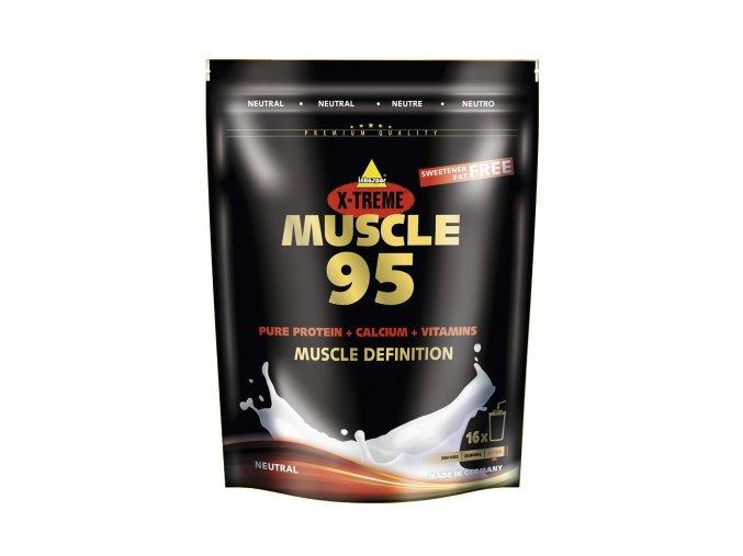 X TREME Muscle 95 neutrální 500 g