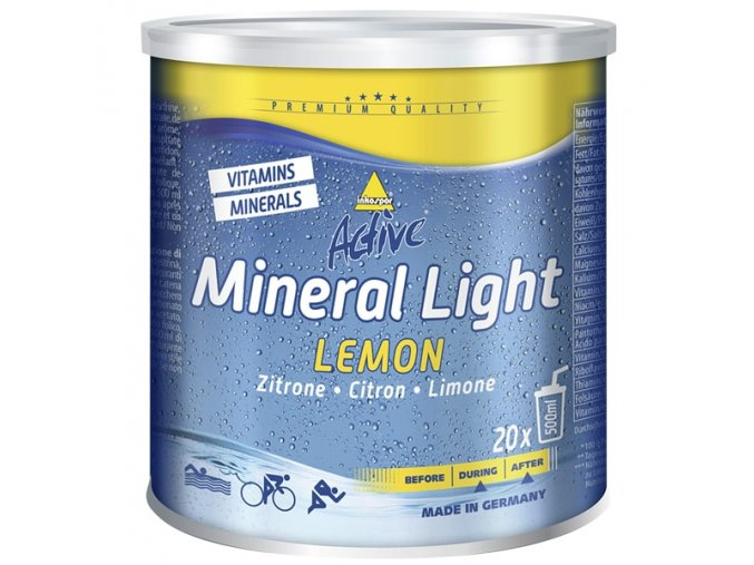 ACTIVE Mineral Light dóza 330 g