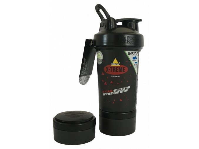 X-TREME BLENDER BOTTLE ŠEJKR S KONTEJNEREM 650 ml