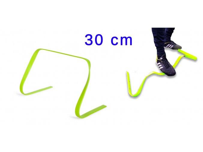 Lehká flexibilní překážka výška 30cm