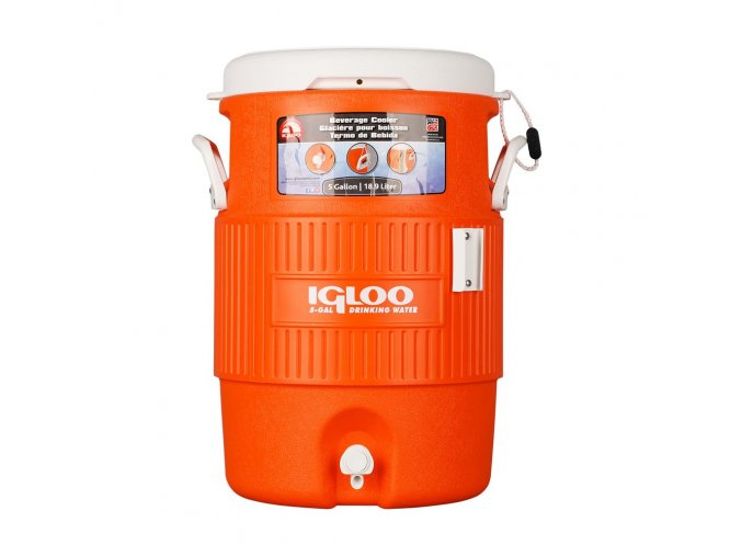5 gallon orange