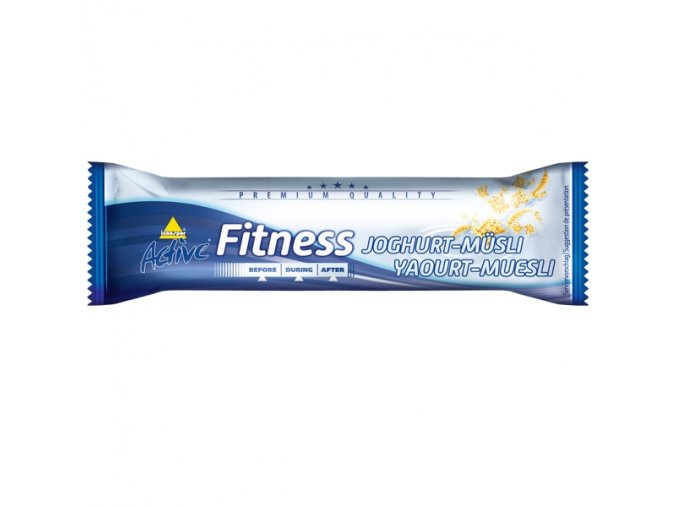 ACTIVE Fitness jogurt-müsli 35 g
