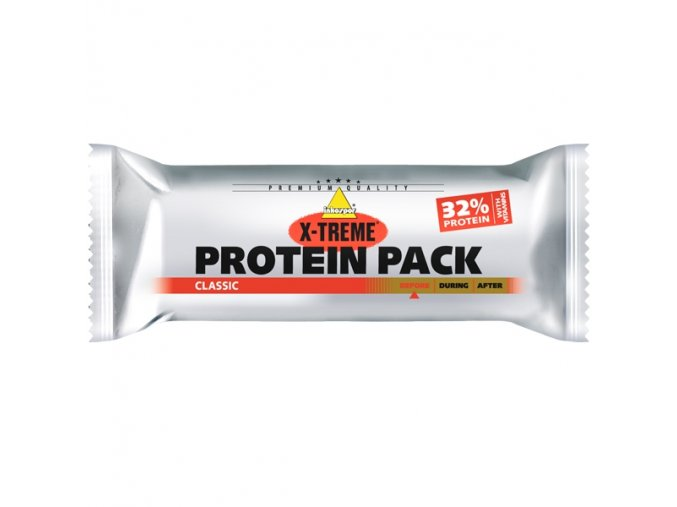 X-TREME Protein Pack classic banán 35 g