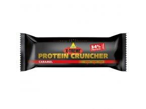 X-TREME Tyčinka Protein Cruncher karamel 65 g