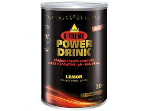 X-TREME Power Drink citron 700 g