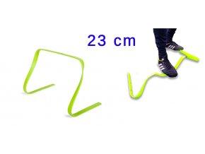 Lehká flexibilní překážka výška 23cm