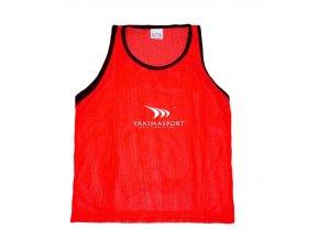 Rozlišovací dres červený