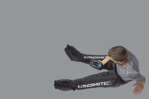 Pronájem - Kompresní kalhoty Normatec