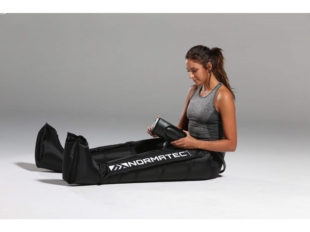 normatec madi boots device floor