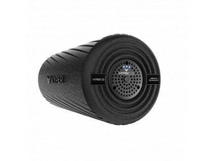 VYPER 2.0 - Vibrační masážní válec - ROLLER (Barva Černá)