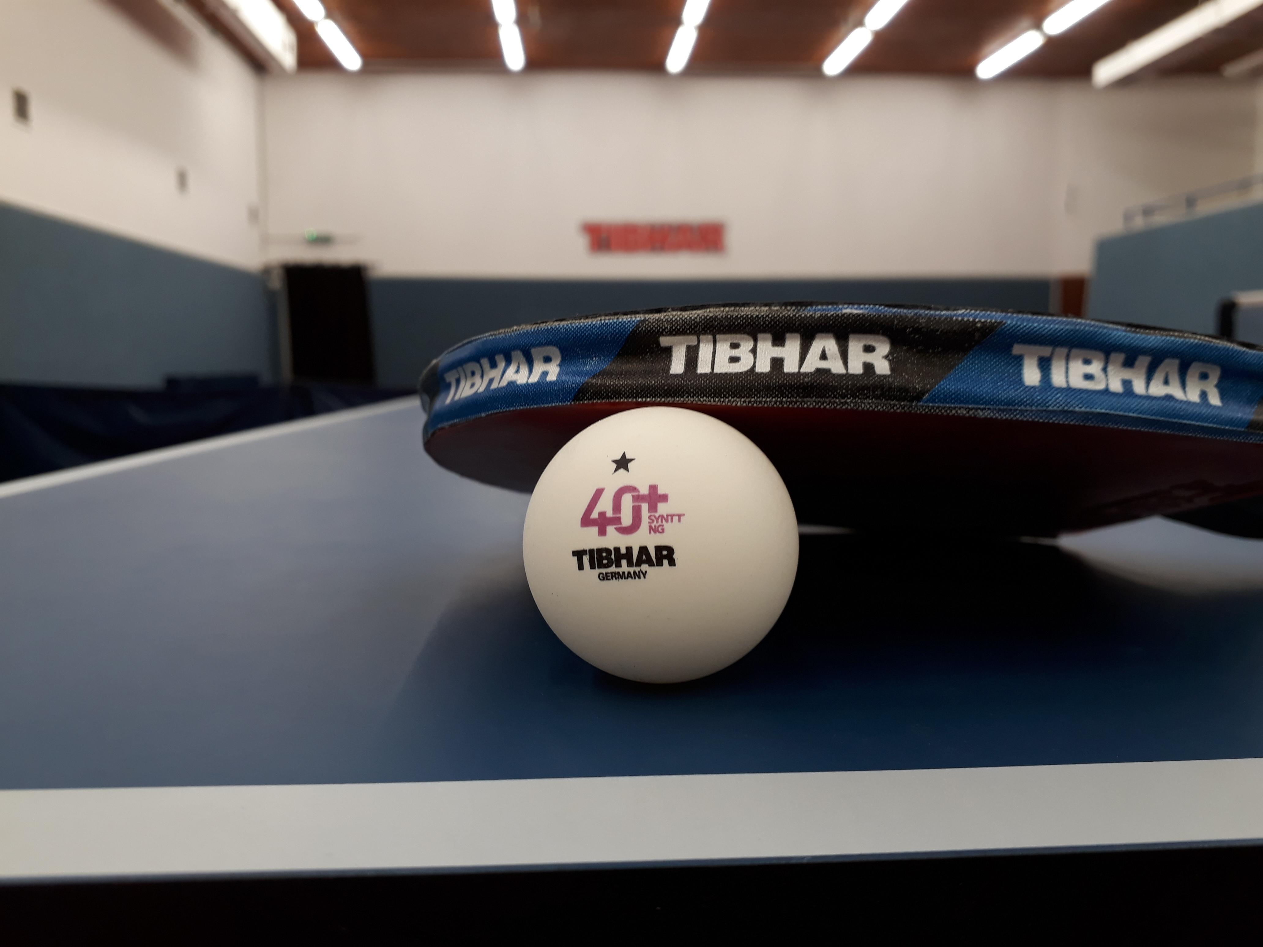 Recenze na tréninkové plastové míče Tibhar Syntt * NG!