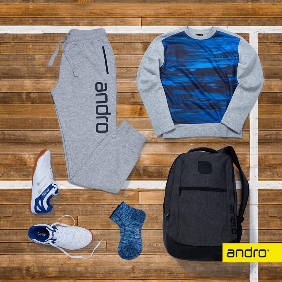 Podzimní inspirace, jak se na hru obléci, tentokrát podle značky andro!