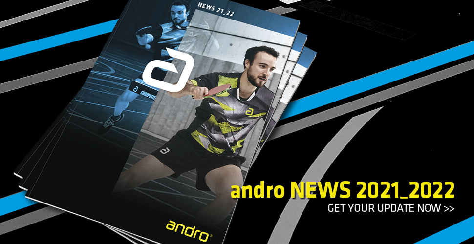 Nový katalog značky andro!