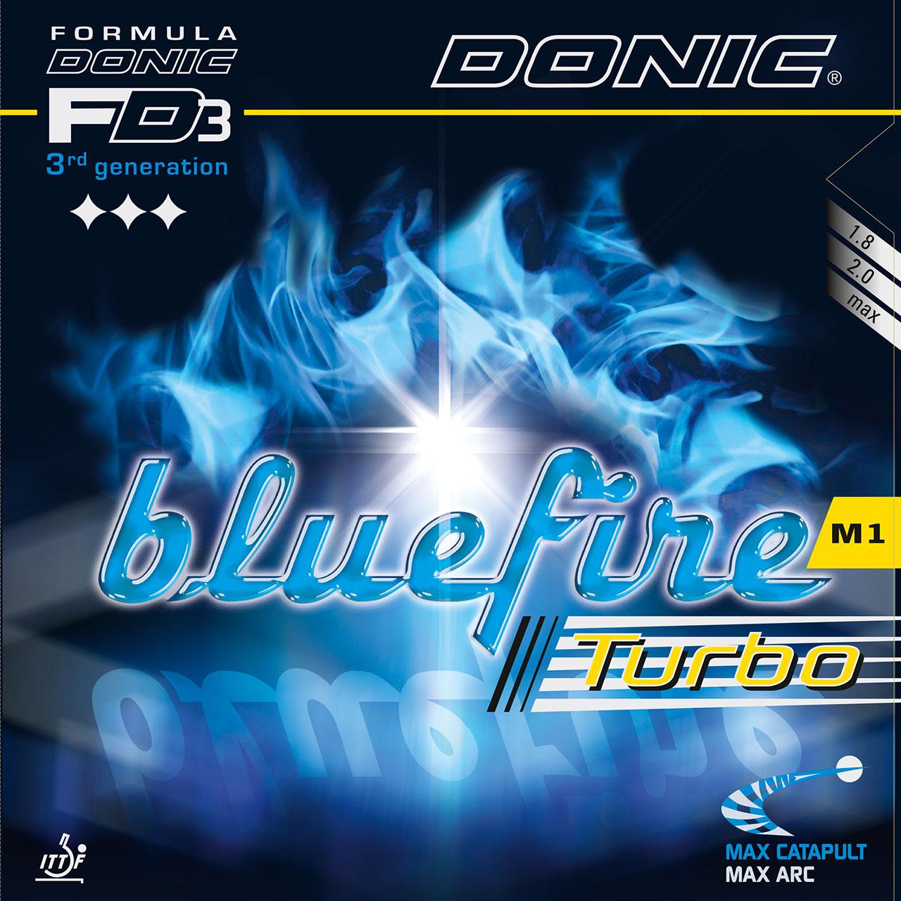 Výprodej potahů DONIC Bluefire!