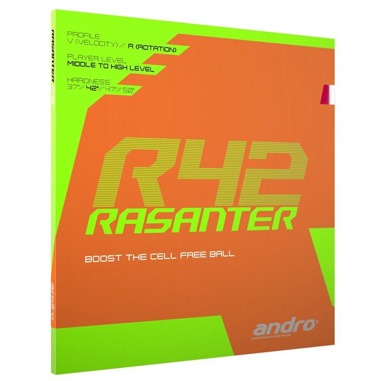Proč si vybrat nový Rasanter od andro?