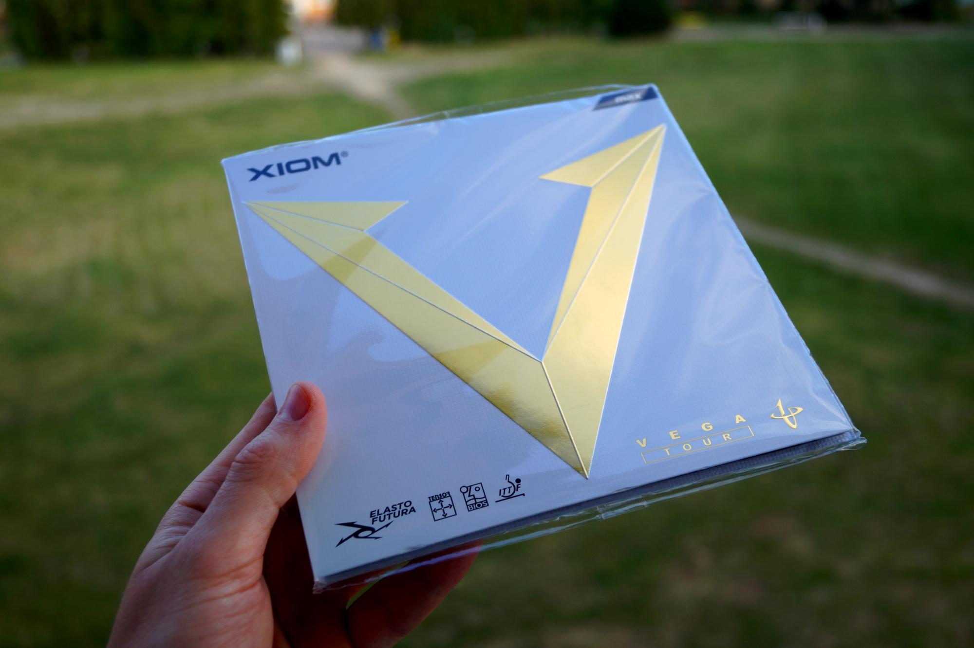 Další recenze od Ondřeje Horáka, tentokrát na XIOM Vega Tour!