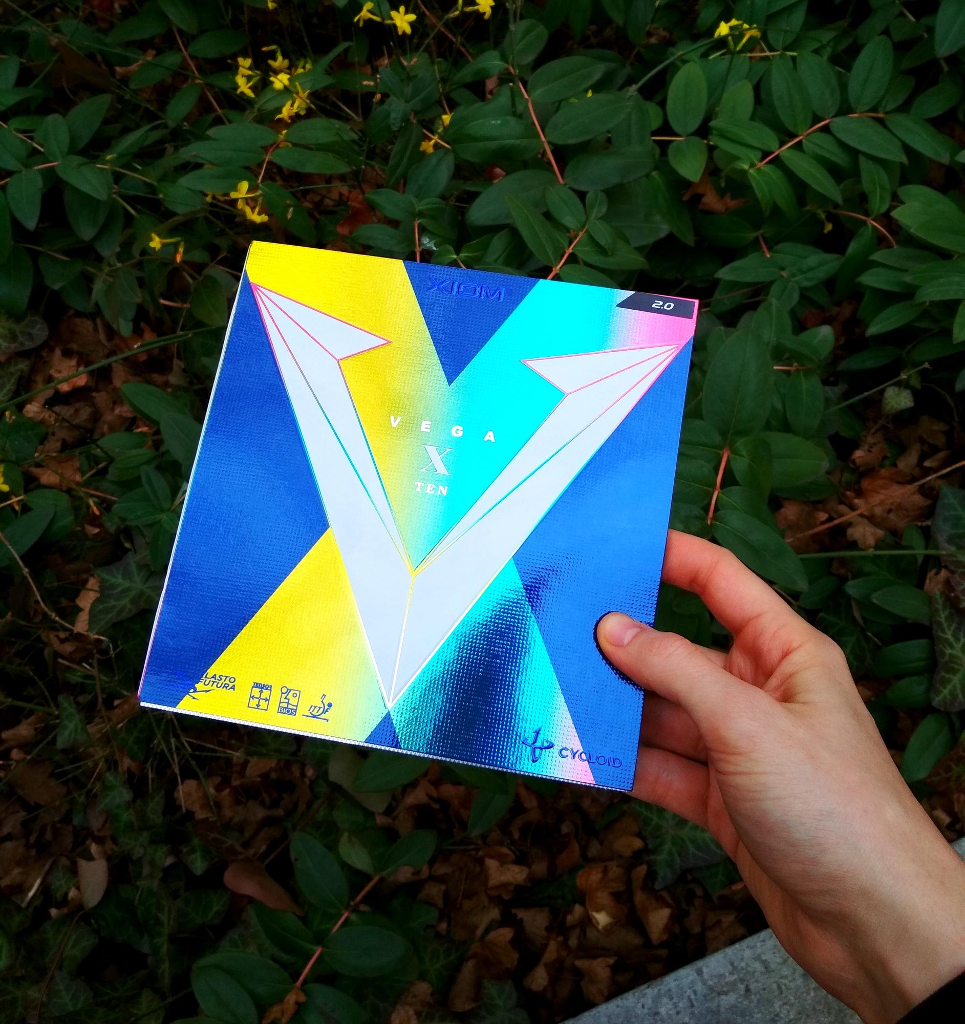 Recenze na potah XIOM Vega X od Ondřeje Horáka!