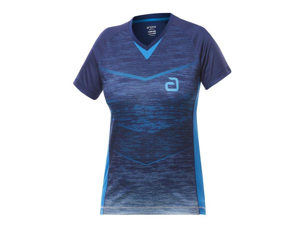 302154 minto w shirt darkblue blue