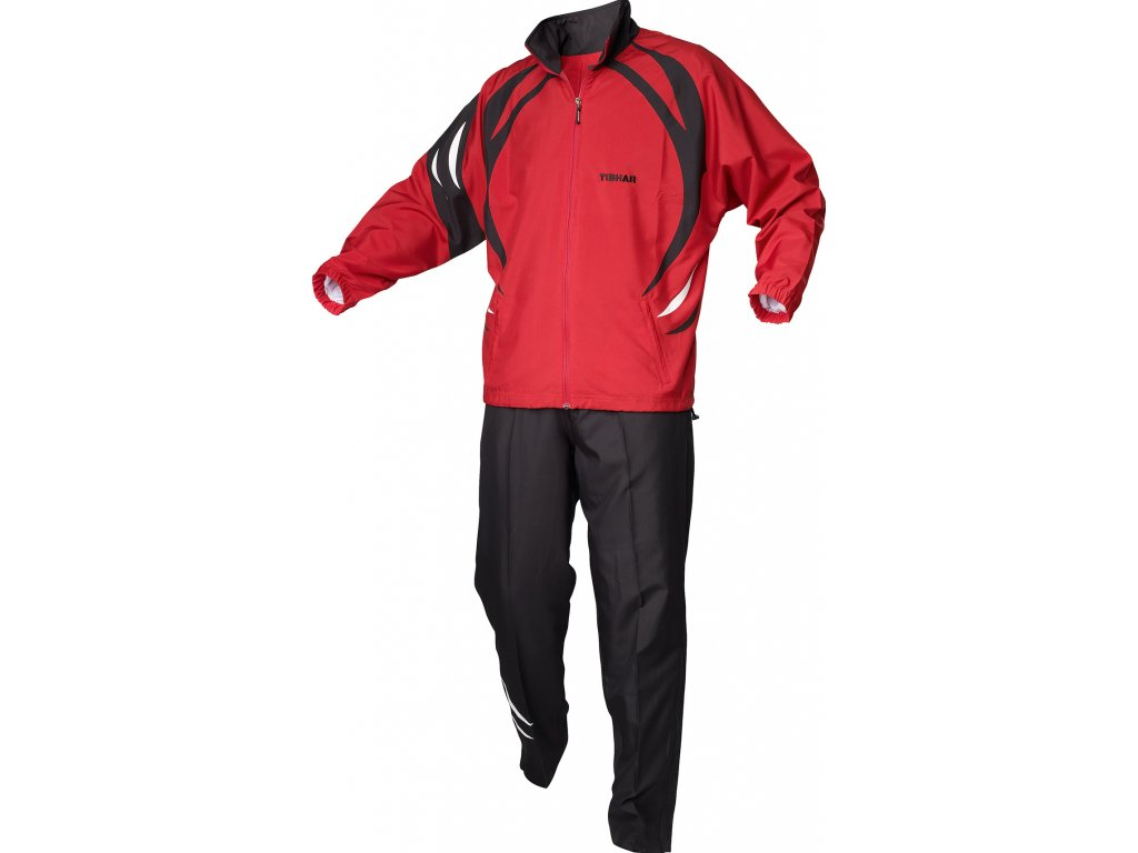 tracksuit goal red