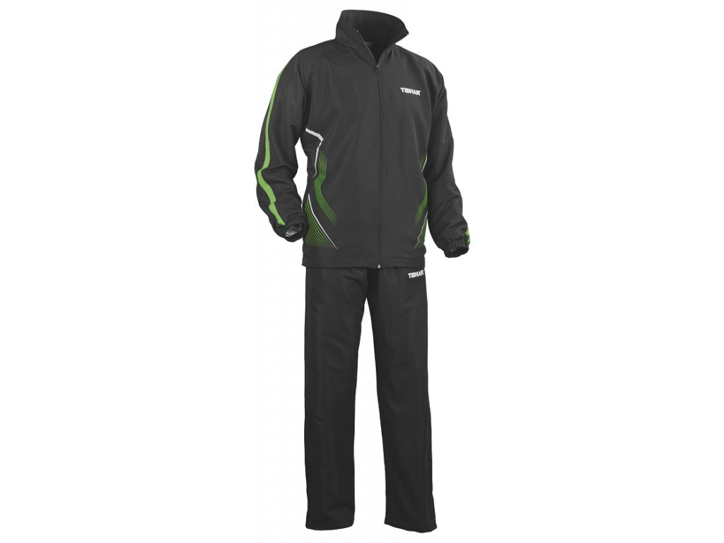tracksuit magic black green