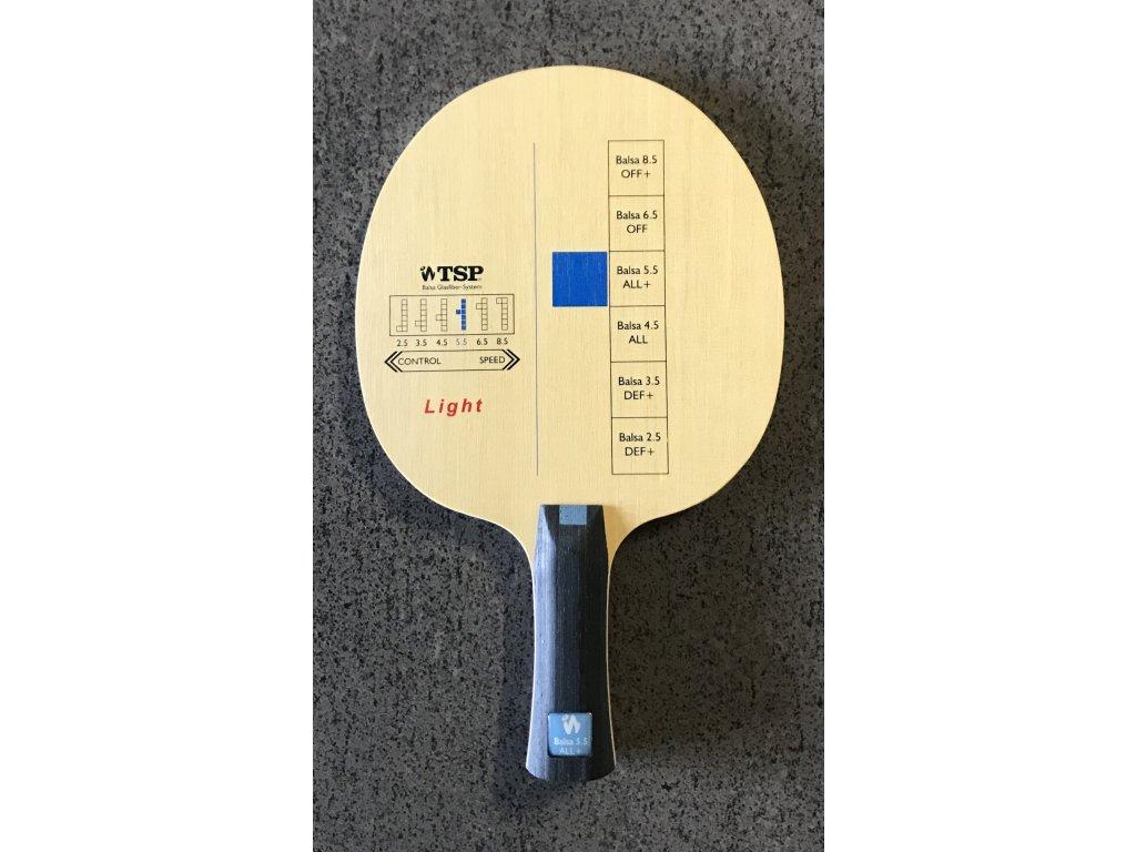 Prkno TSP Balsa 5.5 Light