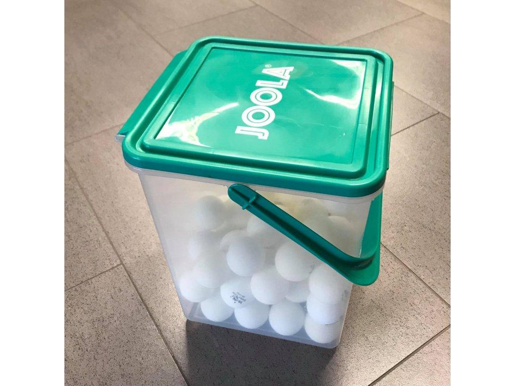 Kýbl na míčky Joola