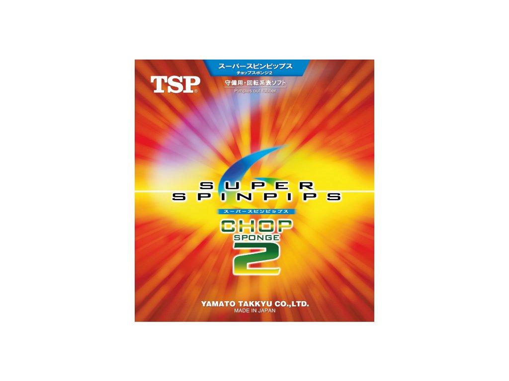 Potah TSP Super Spinpips Chop II