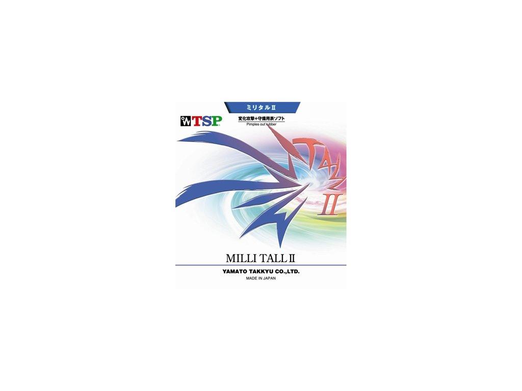 Potah TSP Milli Tall II
