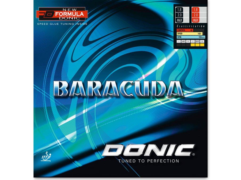 donic baracuda web