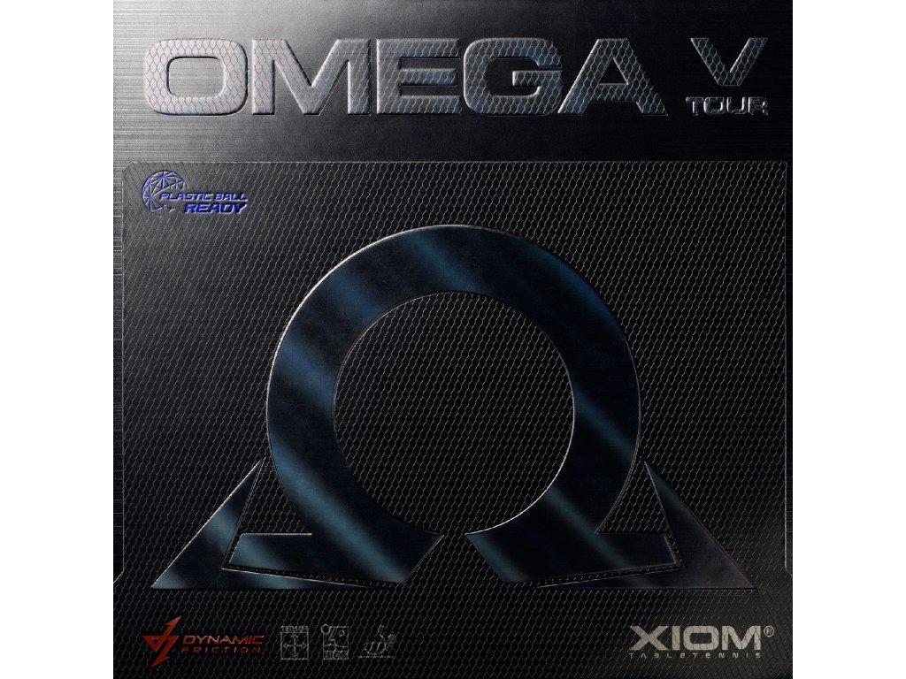X OMEGA 5 TOUR