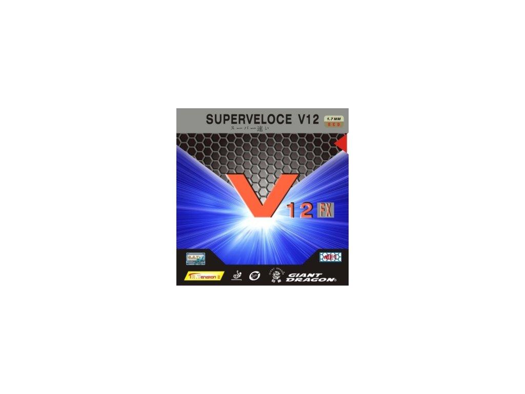 Potah GIANT DRAGON Superveloce V12 FX