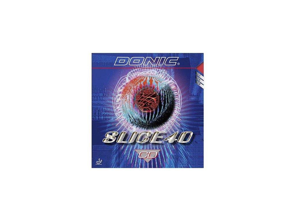 Potah DONIC Slice 40 CD