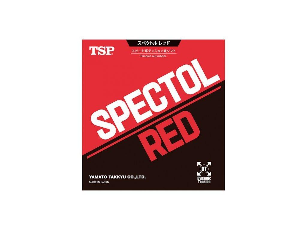 Potah TSP Spectol Red