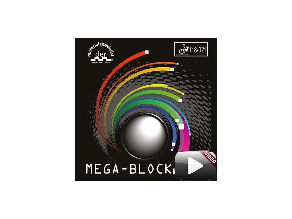 Potah DER MATERIALSPEZIALIST Mega-Block