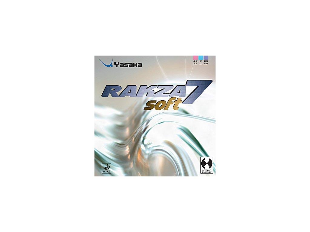 Rubber Rakza 7 soft