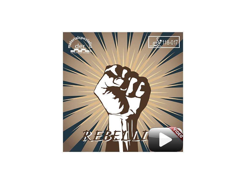 Potah DER MATERIALSPEZIALIST Rebellion